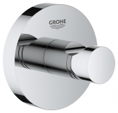 Grohe Essentials - Bademantelhaken zur Wandmontage chrom
