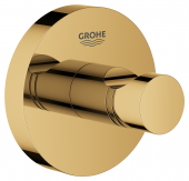 Grohe Essentials - Bademantelhaken cool sunrise