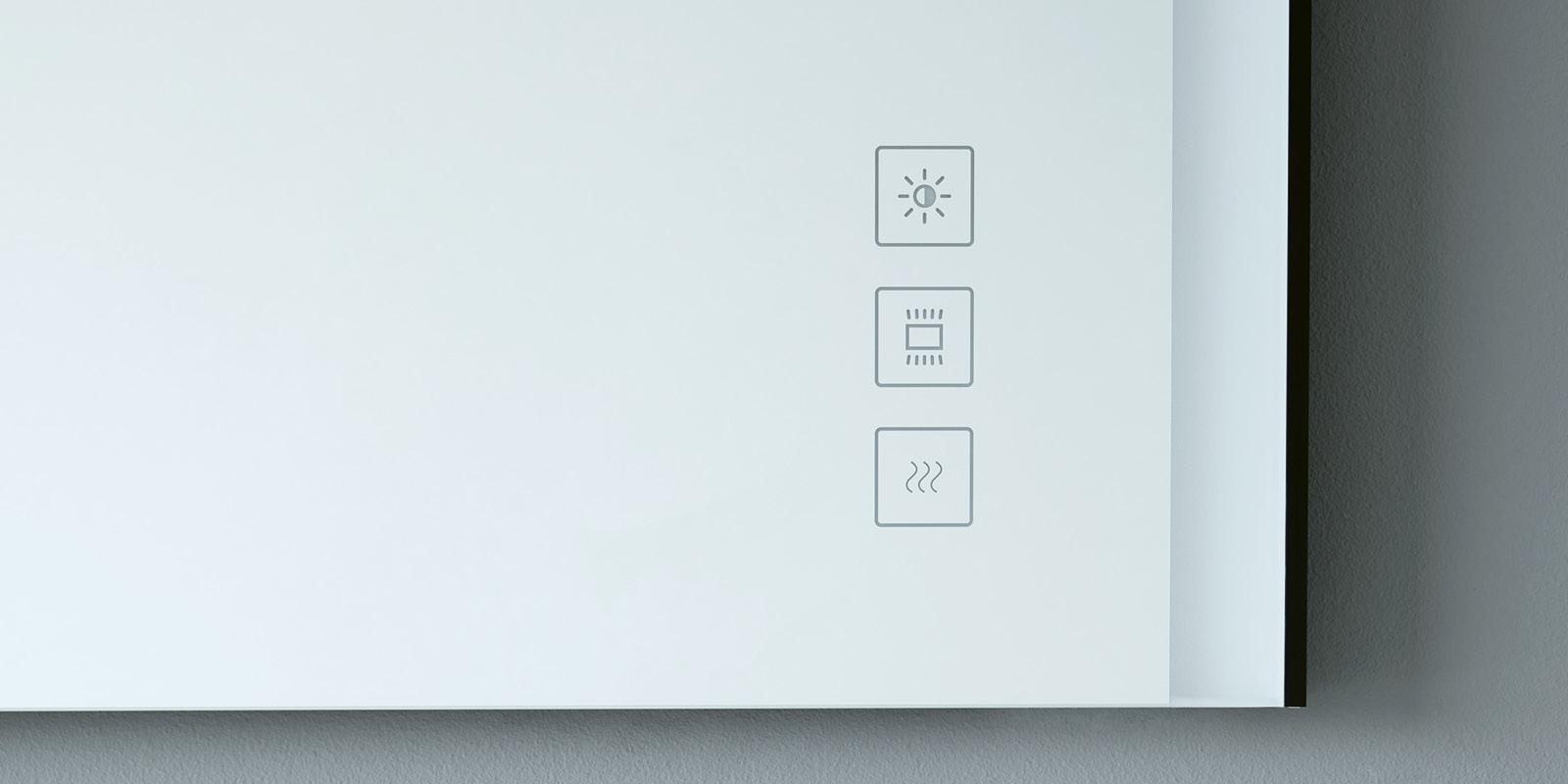 Duravit XViu Spiegel-Funktionen