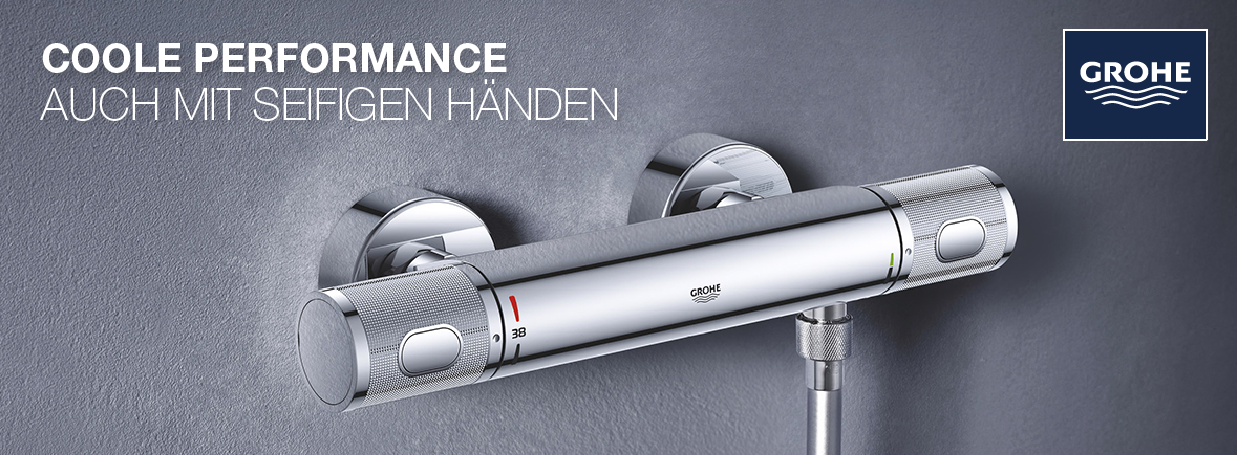 GROHE Grohtherm 1000 Performance bei xTWOstore