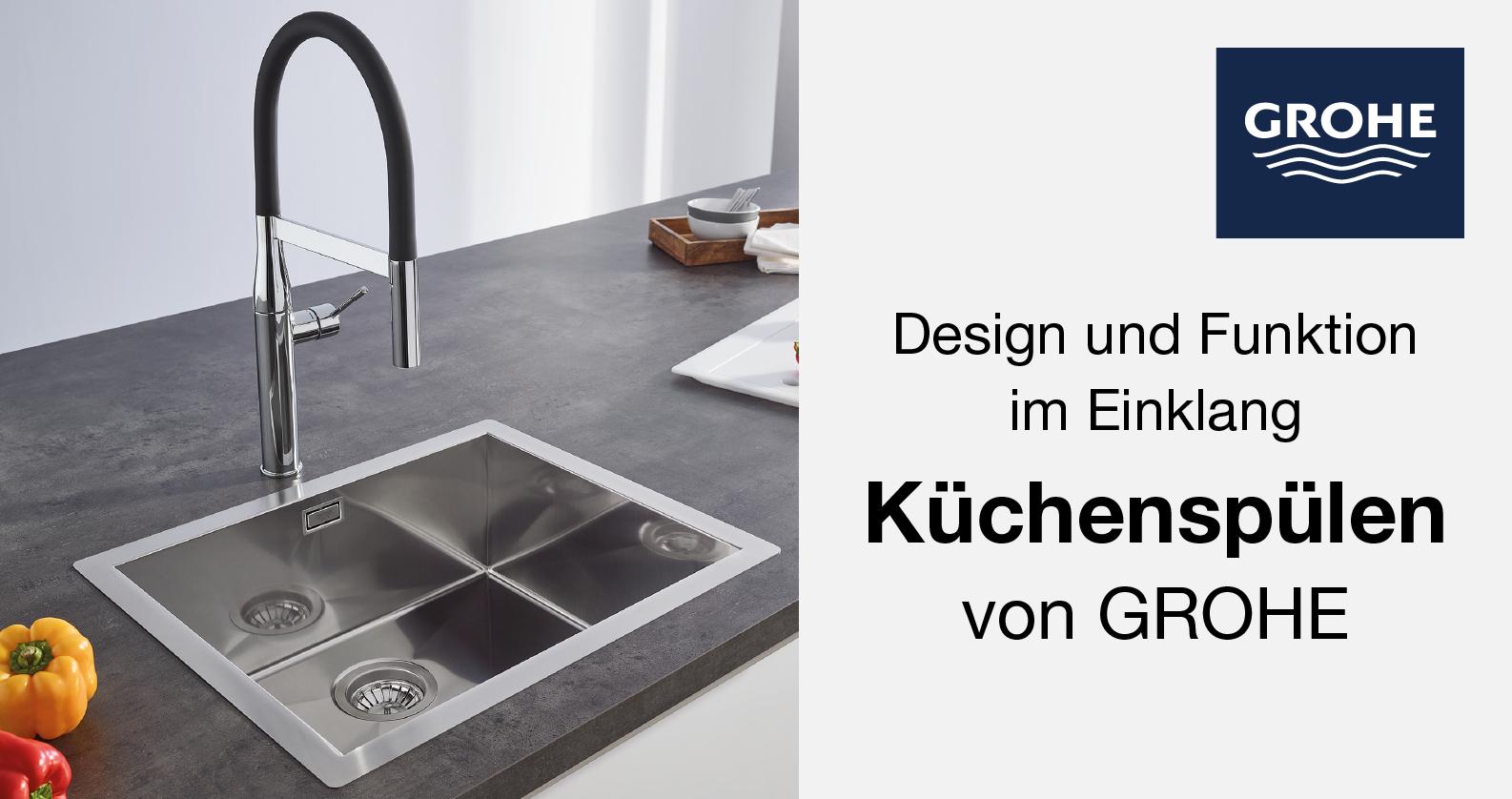 Küchenspülen von GROHE