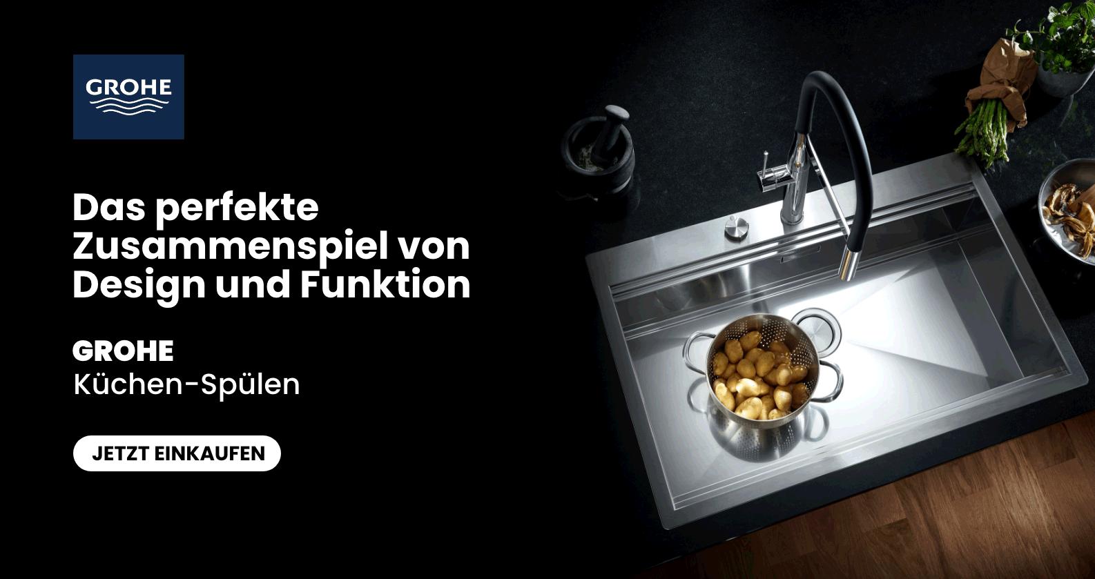 GROHE Küchenspülen bei xTWOstore