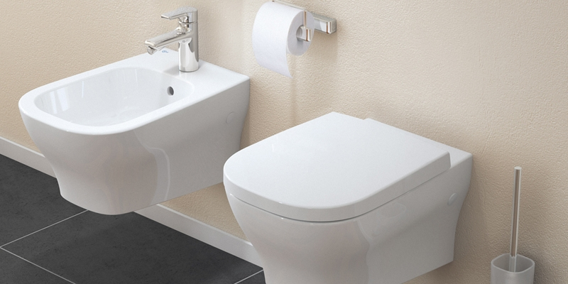 Ideal Standard SoftMood Toilette und Bidet
