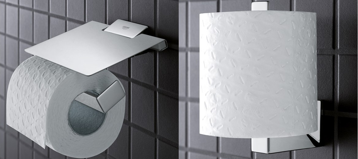 Toilettenpapierhalter