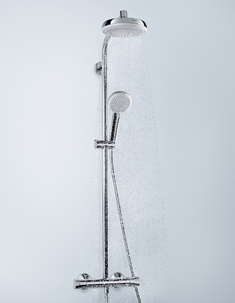 Hansgrohe Duschsystem