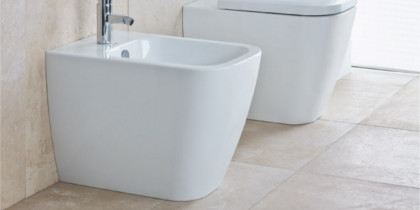Duravit Happy D.2 WC Bidet stand