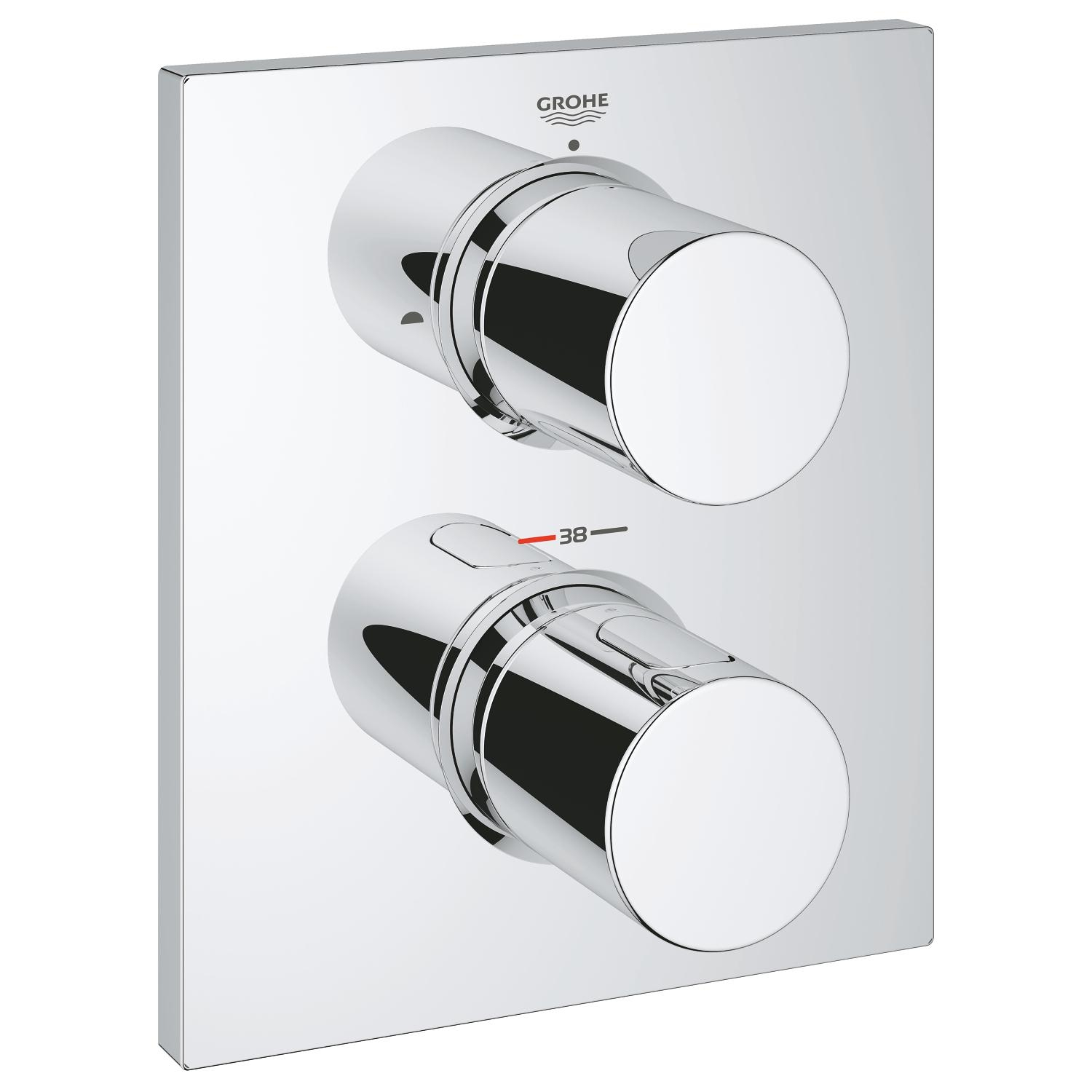 GROHE Grohtherm F bei xTWO
