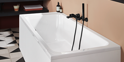 Badewanne der Serie Architectura von Villeroy & Boch