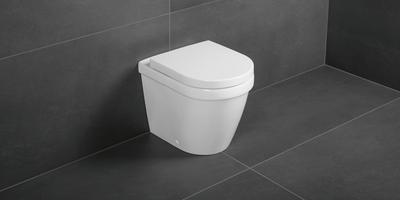 WC der Serie Architectura von Villeroy & Boch