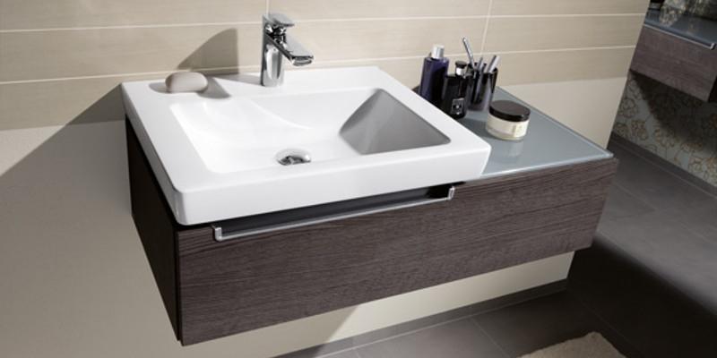 Villeroy & Boch Subway 2.0 Waschtisch und Möbel